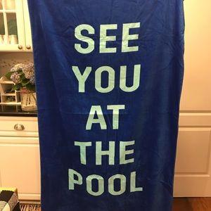 Brand new Ban Do beach towel